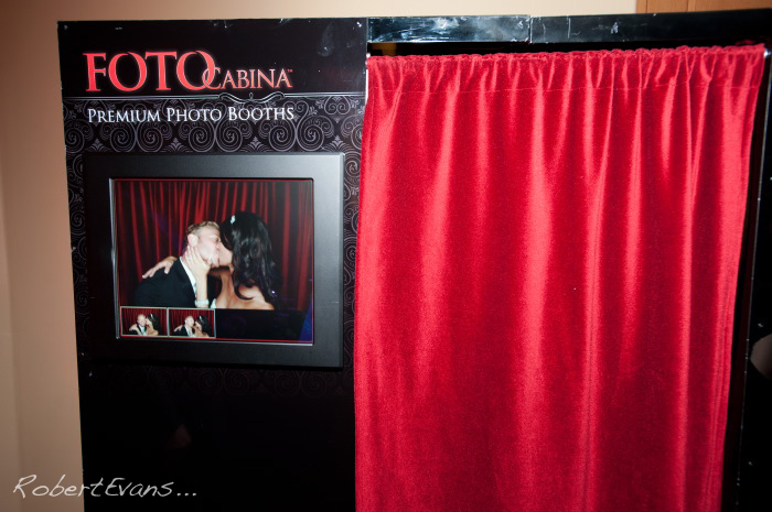 A Kiss in the Photo Booth