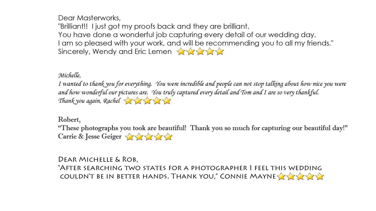 Home – Photographer Job Description